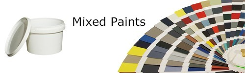 Mixed Paints