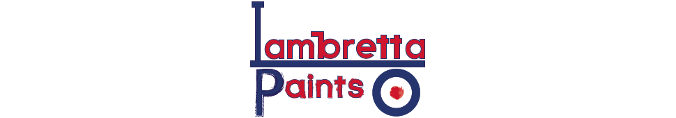 Lambretta Paints