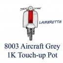 1K Touch-up Pot Code 8003 APPROX MATCH