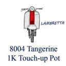 1K Touch-up Pot Code 8004 APPROX MATCH