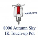 1K Touch-up Pot Code 8006 APPROX MATCH